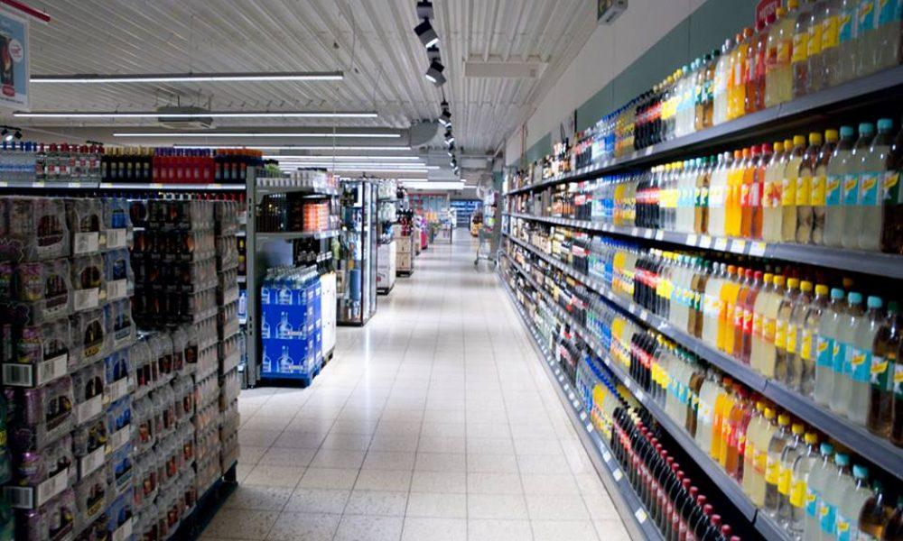 Danskerne sparer penge på dagligvarer i Tyskland!